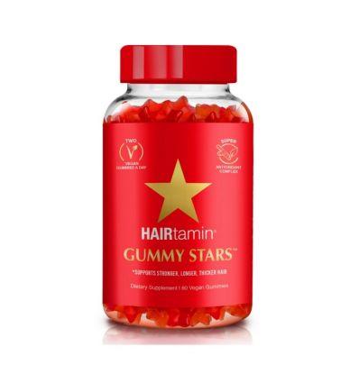 HAIRTAMIN GUMMY STARS 1 Month Supply