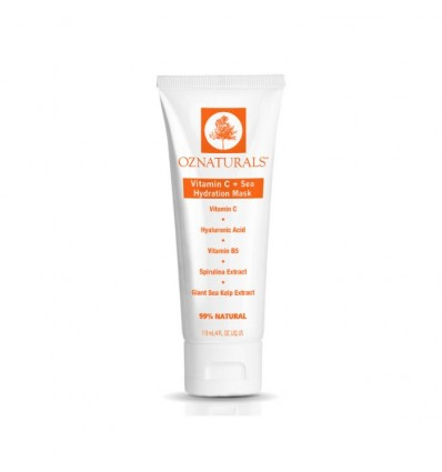 OZ Naturals Vitamin C + Sea Hydration Mask 118ml