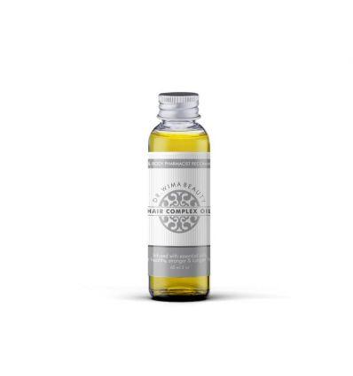 DR WIMA BEAUTY Hair Complex Oil Plastic Bottle 60ML