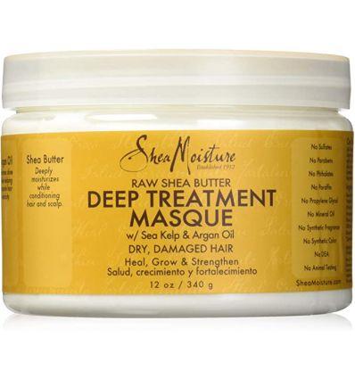 Shea Moisture Raw Shea Butter Deep Treatment Masque 355ml