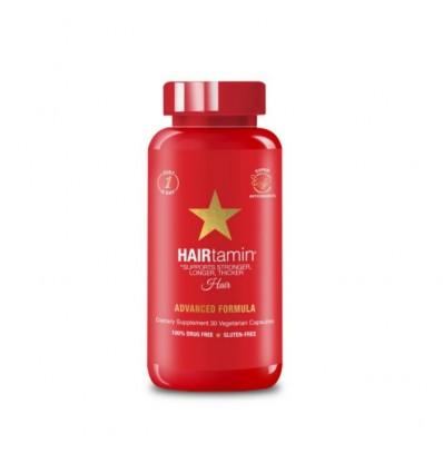 Hairtamin Vitamins Advanced Formula   1 Month Supply