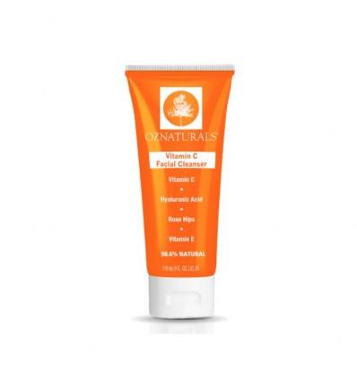 OZ Naturals Vitamin C Cleanser 118ml